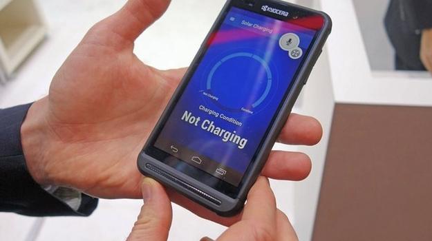 Kyocera Smartphone
