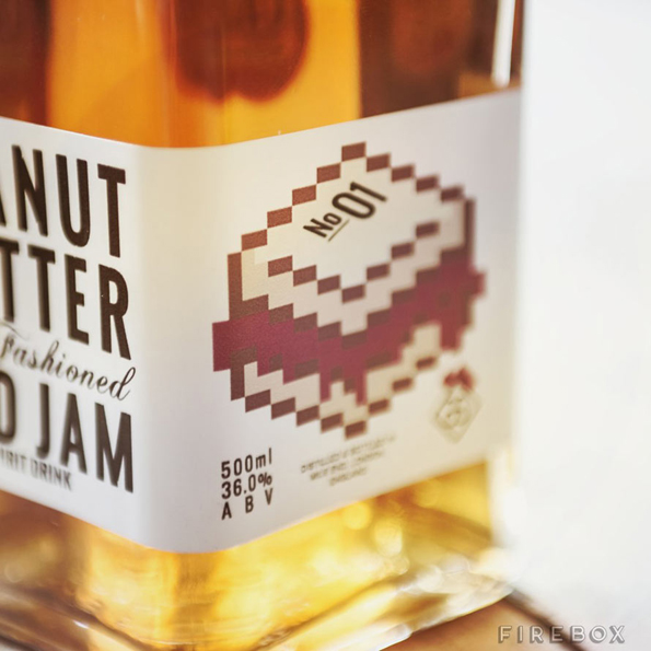 Peanut Butter And Jelly Bourbon