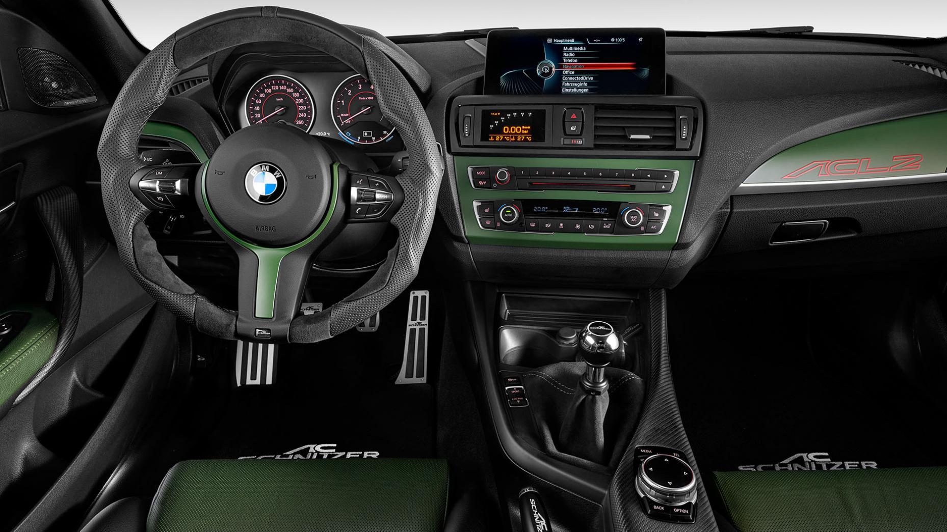 AC Schnitzer's 562bhp BMW M235i