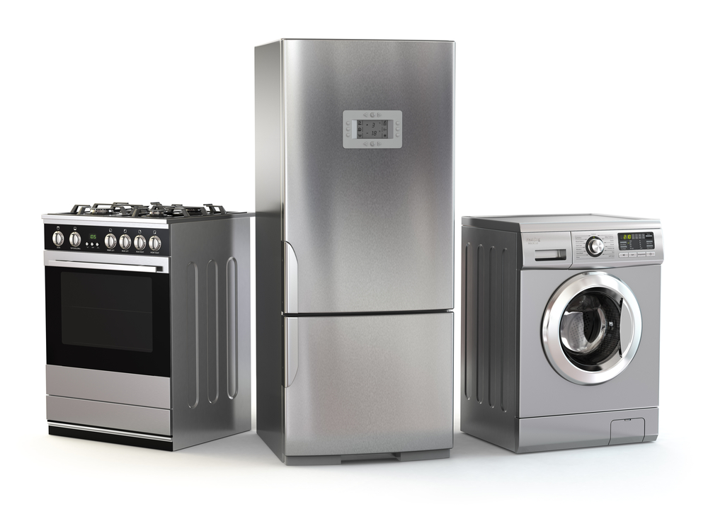 Basic Appliances In Your Home