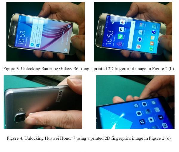 How To Unlock Fingerprint Protected Phones