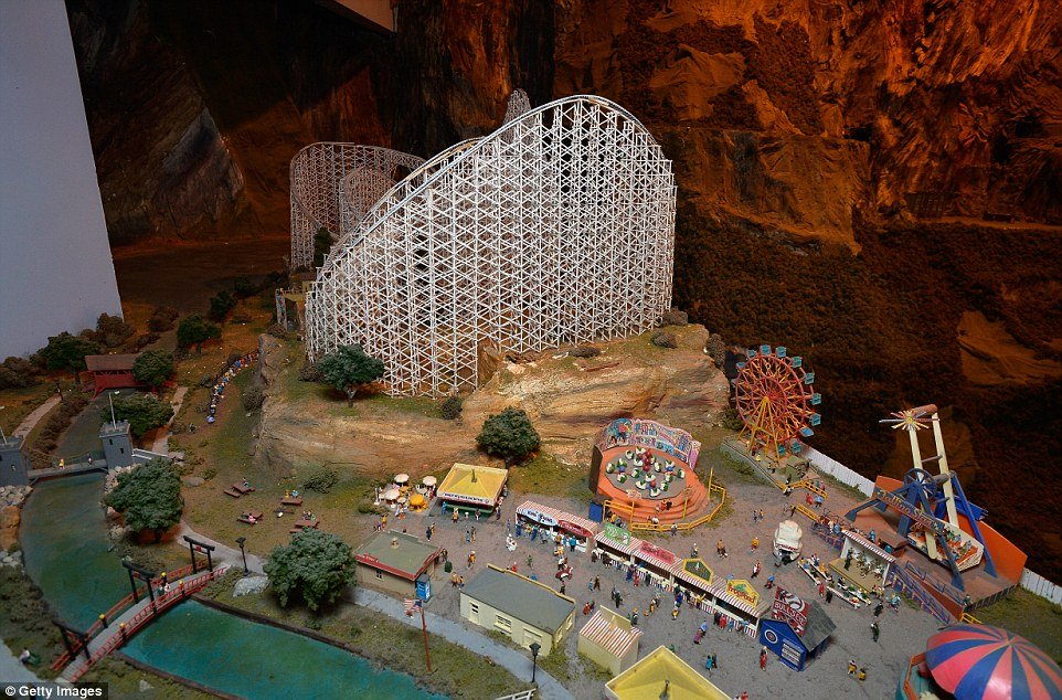 World's Largest Model Railroad