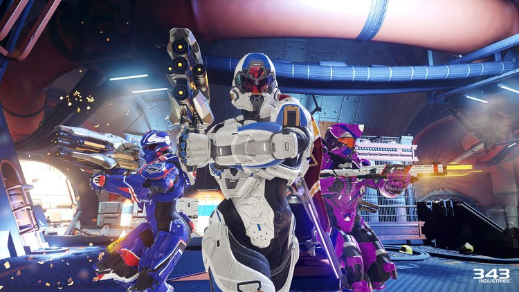 HALO 5's Warzone Firefight Game Mode