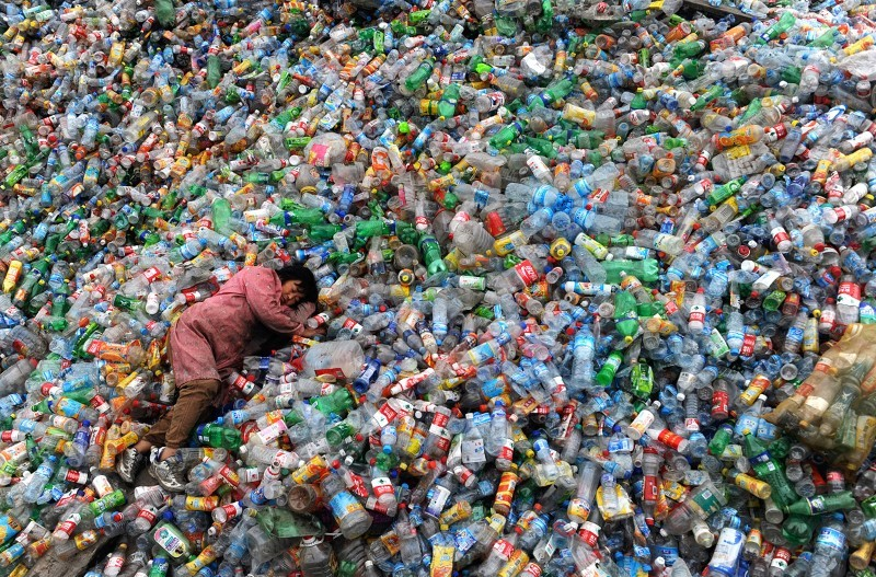 Scientists Finally Discovered a Bacteria That Will Eat Old Plastic