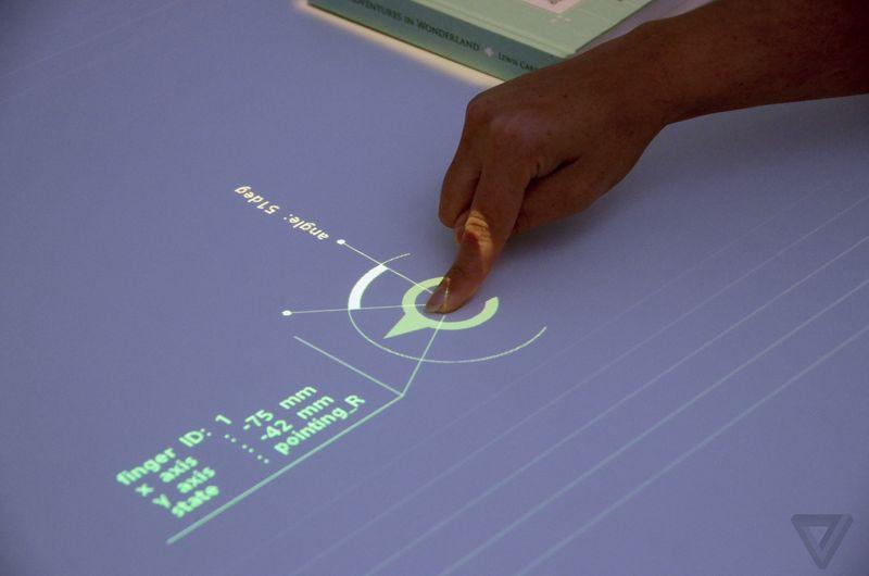 Sony's Prototype Projector
