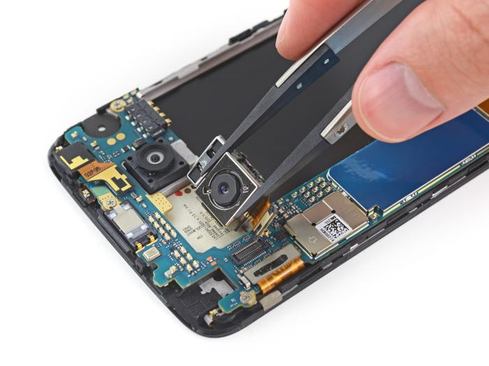 LG G5 Taken It Apart By iFixit
