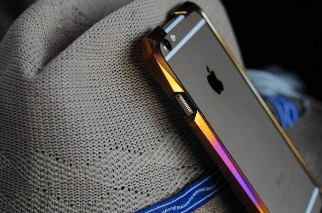 Advent Aurora Edition Titanium iPhone