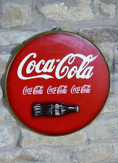 Retro Coca-Cola Sign