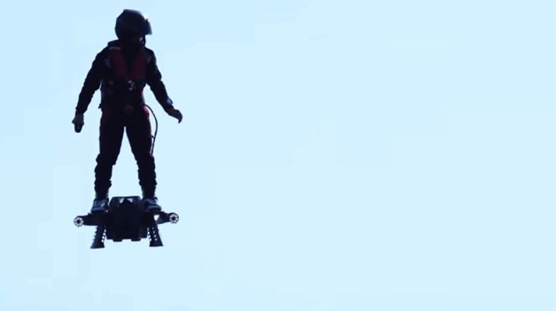 Flyboard® Air prototype