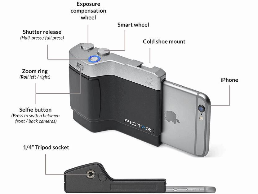 iPhone Photography Gadget