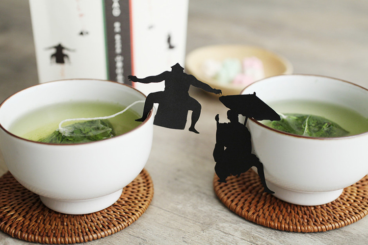 Japanese Green Tea Bags