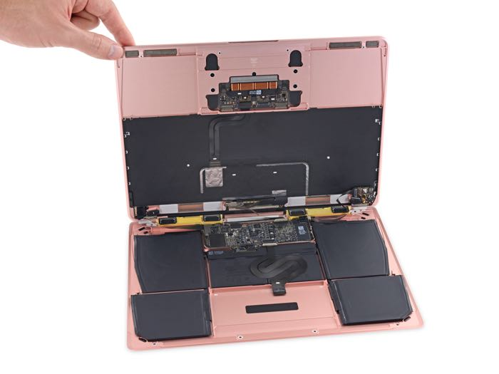 New 12 Inch MacBook Gets Taken Apart By iFixit