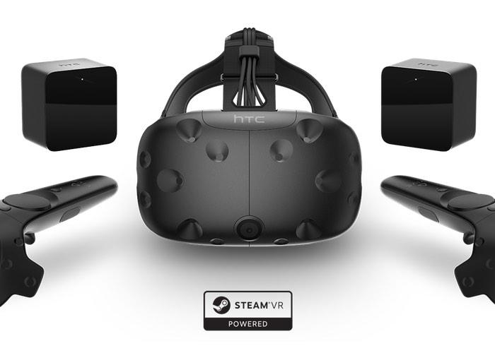 SteamVR HTC Vive