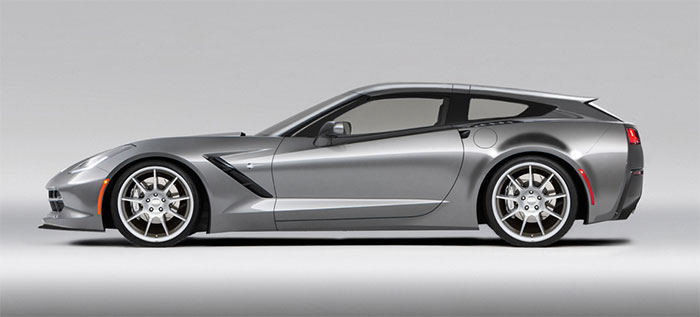 Callaway AeroWagon Corvette