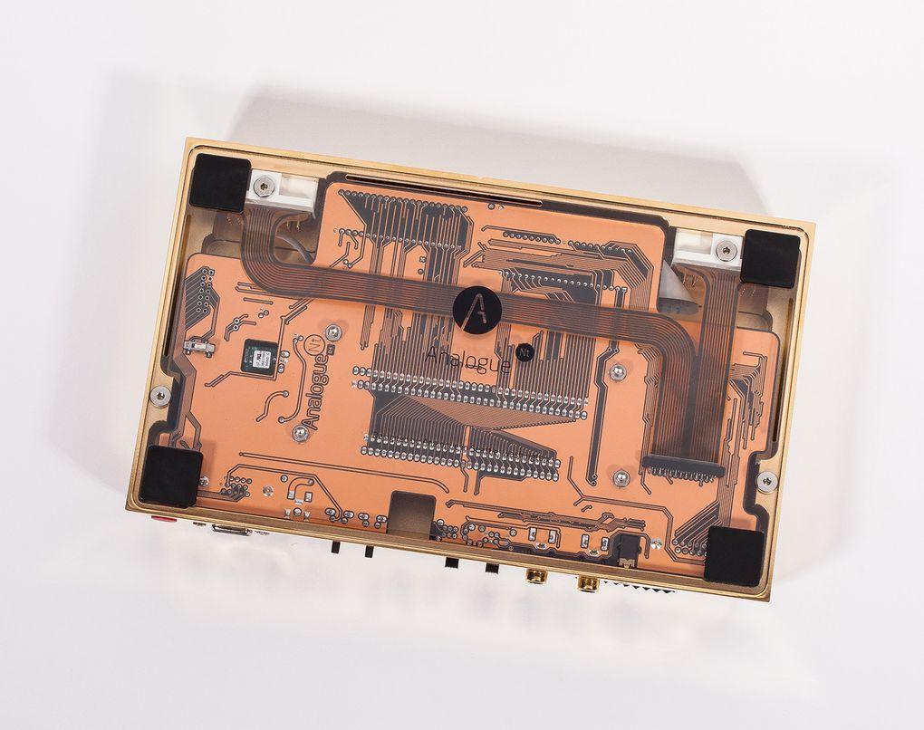 24-Karat Gold NES