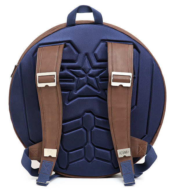 Captain America Shield Backpack