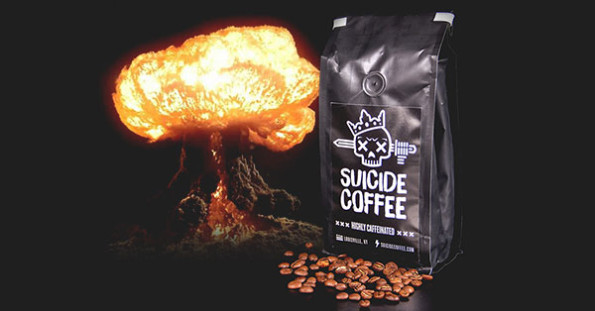Meet Suicide Coffee Which Has 2-3x More Caffeine Than Regular Coffee