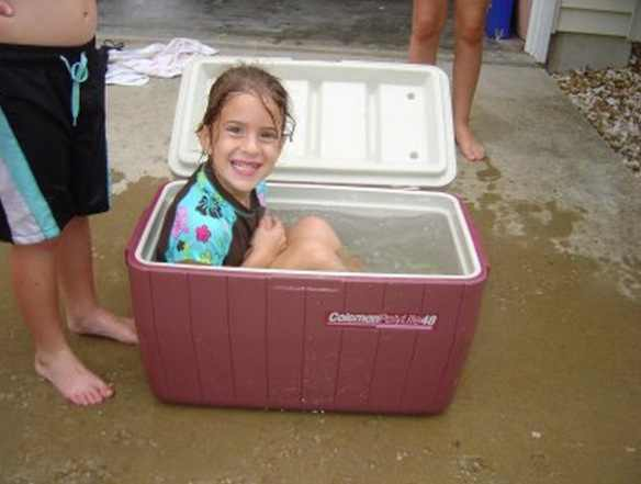 Makeshift Pools