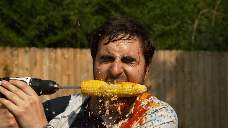 Corn Drill Challenge