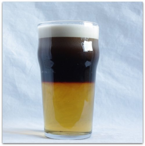 Perfect Black And Tan Beer Layering Tool