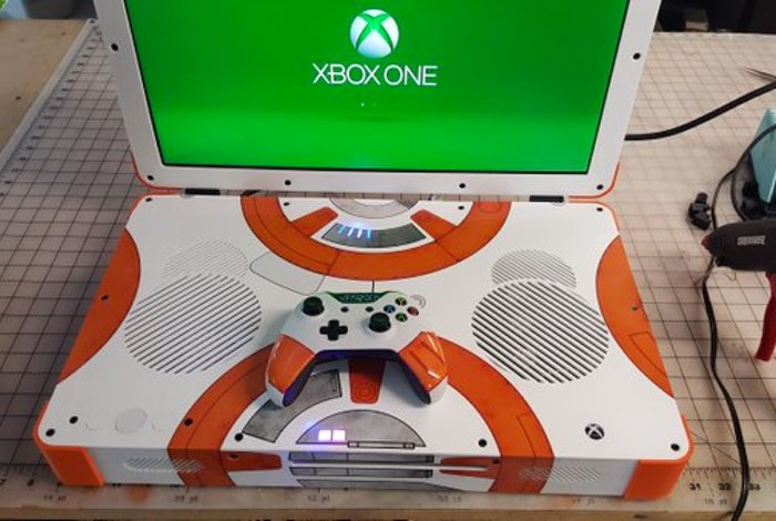 Starwars BB-8 XBOX One Laptop
