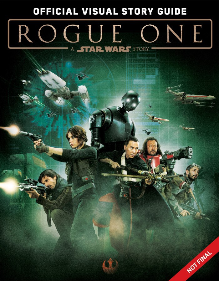 Rogue One Characters, Ships & Details Revealed
