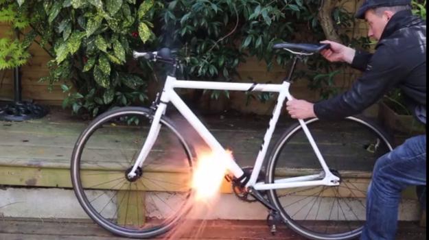 Bike Mine