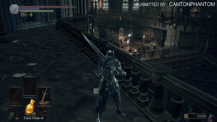 dark souls 3 Glitches