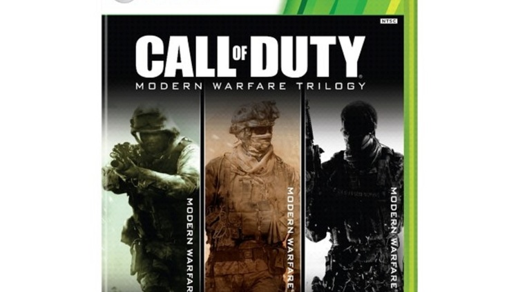 CALL OF DUTY: MODERN WARFARE TRILOGY Set