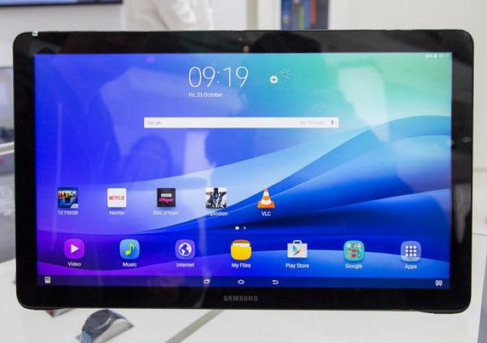 18.4 Inch Lenovo Tablet