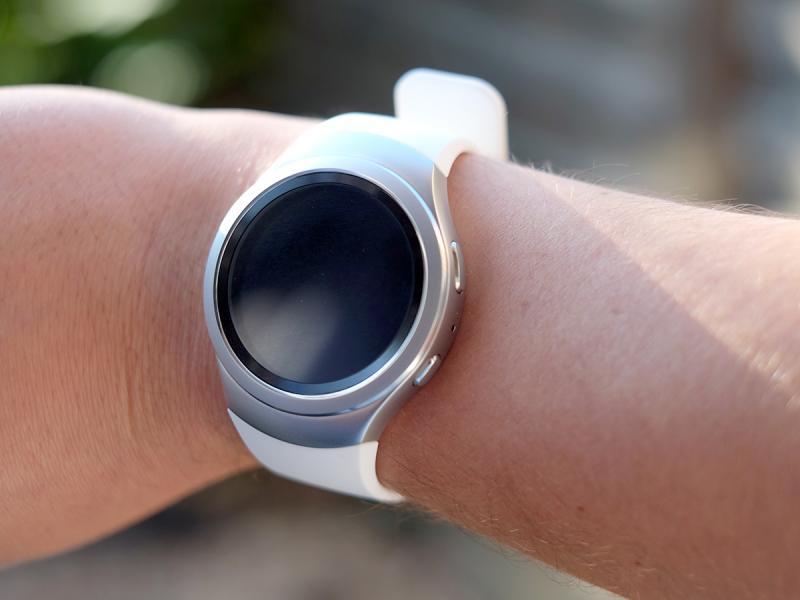 Samsung's Futuristic Smartwatch Concept