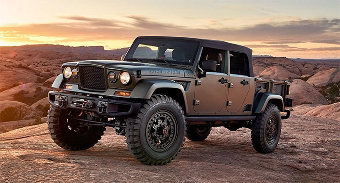 Jeep Crew Chief 714