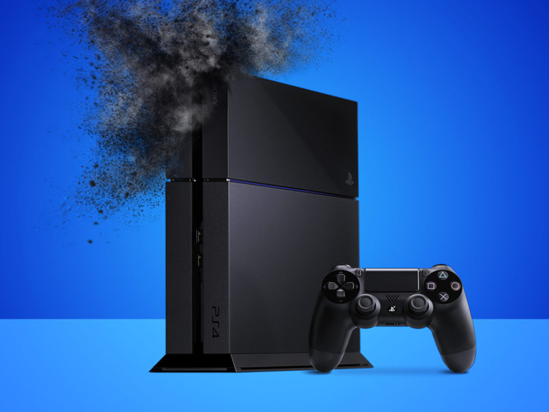 THE PLAYSTATION 4K