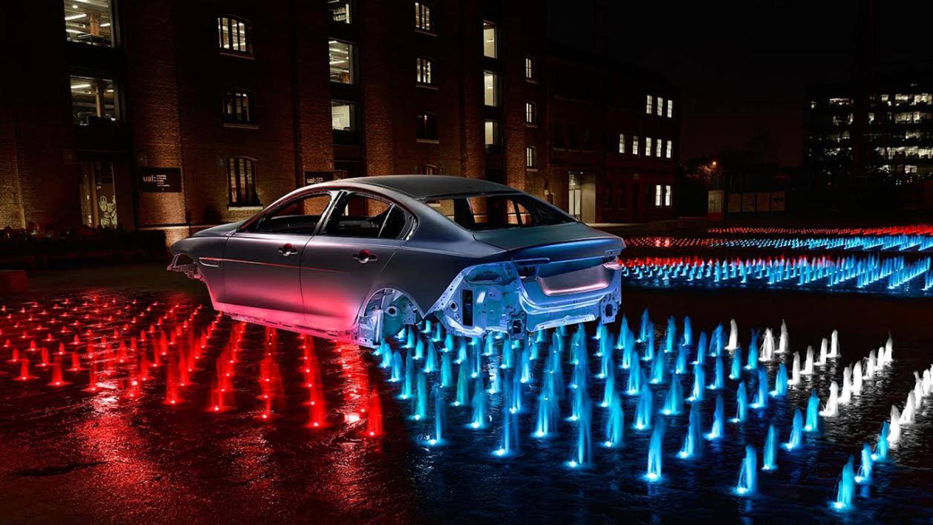 Jaguar has recycled 50,000 tonnes of metal