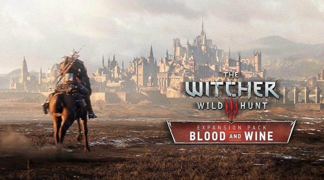 Witcher 3: Blood & Wine