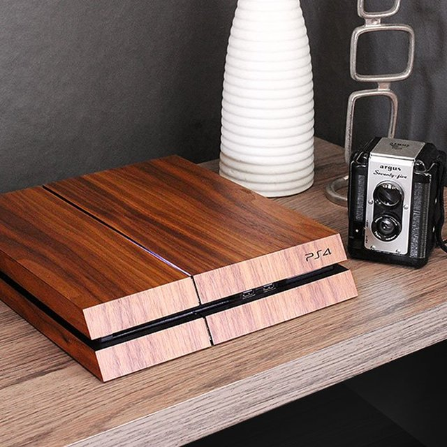 wooden ps4