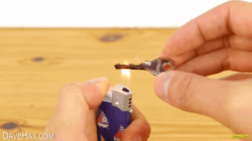 How To Make a Spare Key