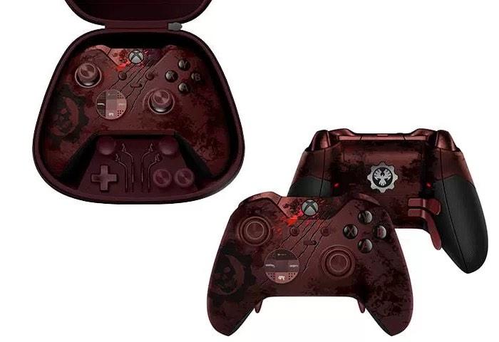 Gears of War 4 controller