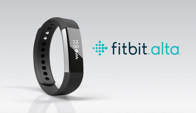 The Fitbit Alta