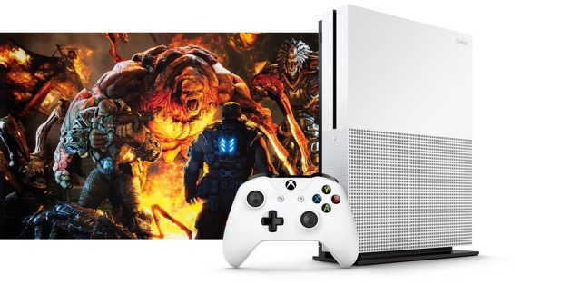 Xbox One Slim  (2)