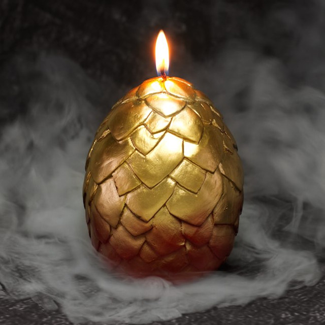 GAME OF THRONES-Inspired Candles