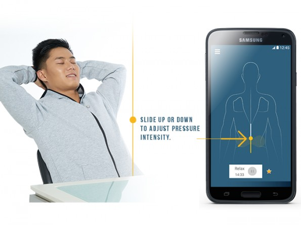 The World's First Massaging Hoodie