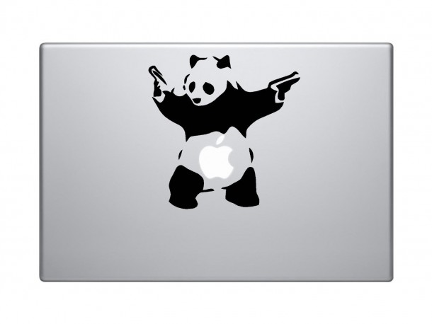 Macbook Vinyl Stickers