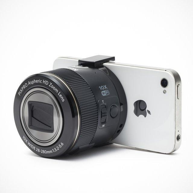 Kodak SL10 Pixpro Smart Lens Camera