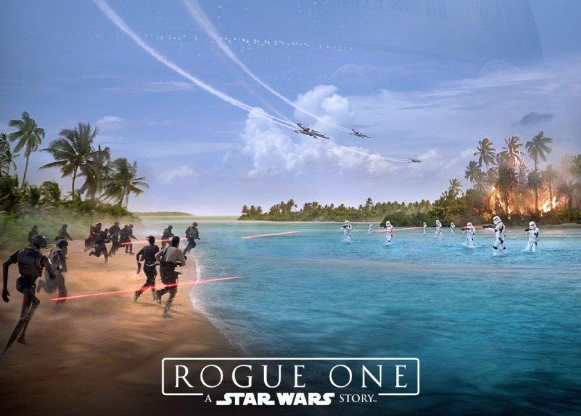 Rogue One: Scarif