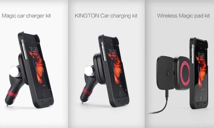 Kington Smartphone Charger