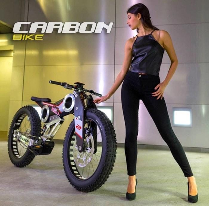 Carbon SUV eBike
