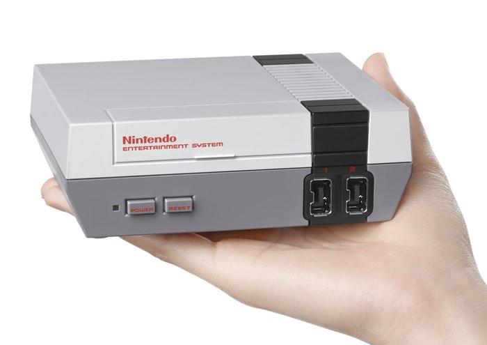 NES Mini Collector's Edition Console