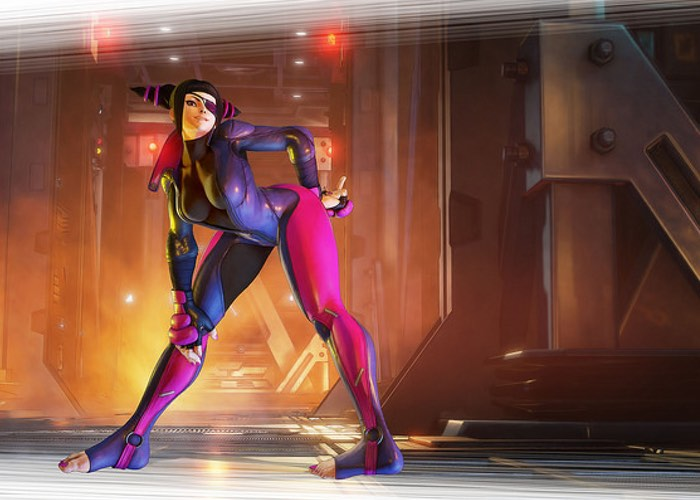 Street Fighter V, Juri