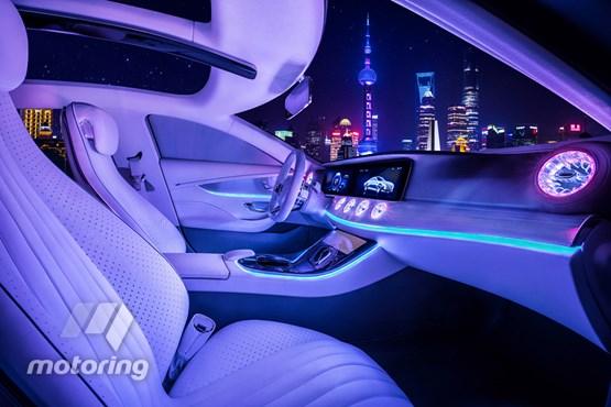 Mercedes EV